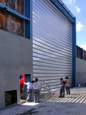 Industrial doors
