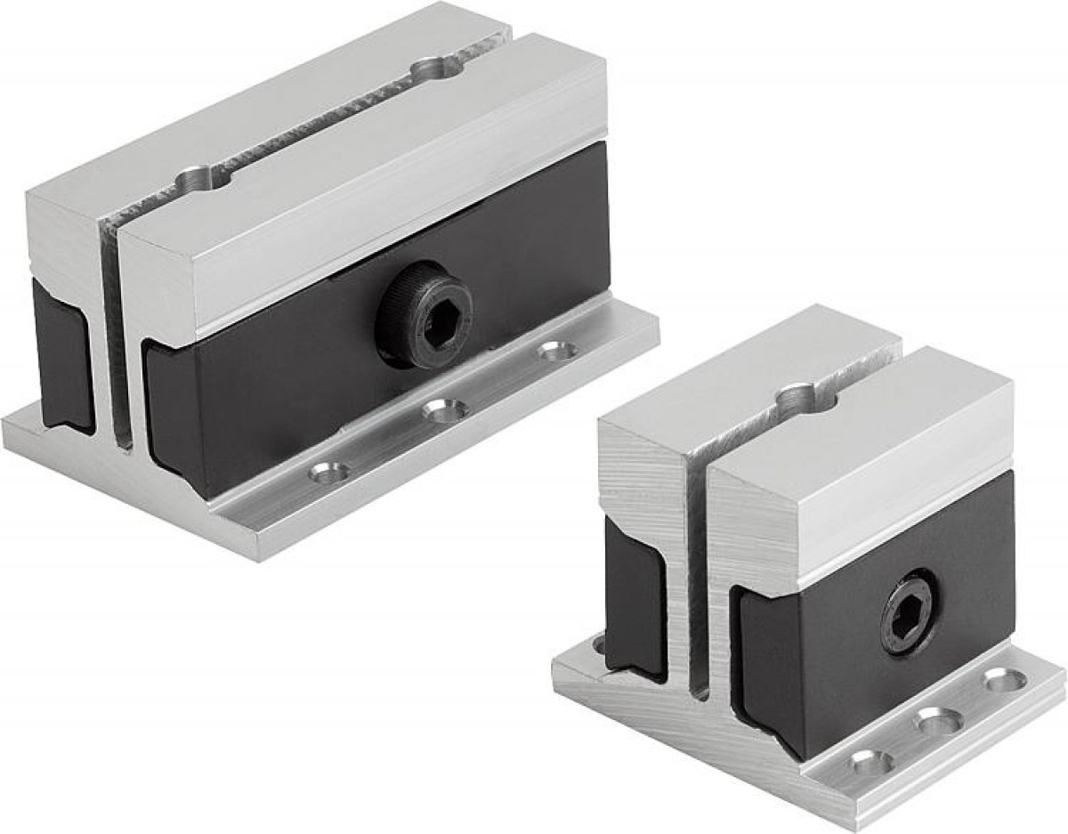 Machinable collets, square - 03163