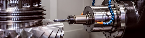Machine tools, Production