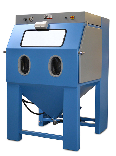 Mechanical surface treatment machines