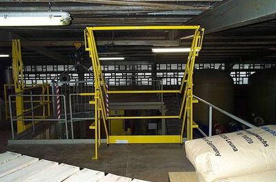 Safety gates - Type T