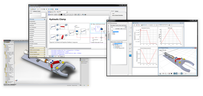 System-level modeling with CAD designs with the new MapleSim toolkit